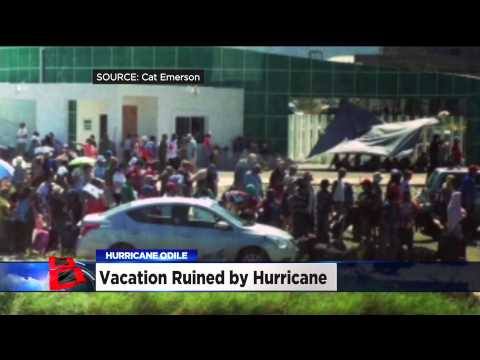 Family Vacation Turns Into Nightmare When Hurricane Odile Leaves Them Stranded In Cabo