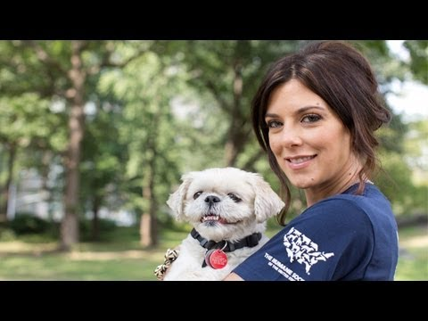 Jenna Morasca -- Evacuate With Your Pets During Disasters