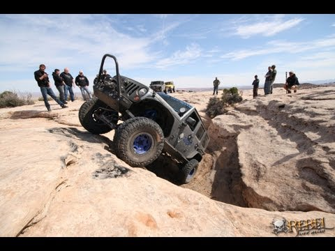 Easter Jeep Safari 2013 Day 2 - Moab, UT // Rebel Off Road @ Mashed Potatoes