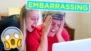 EMBARRASSING OLD VIDEOS!