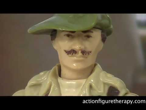 Action Figure Therapy: Jungle Recon – I Love My Job