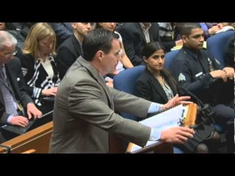 The Judge Sentences Conrad Murray Pt 1
