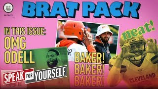Brown's Brat Pack, Baker — Sherman handshake drama and Marcellus Wiley's dance moves | SFY NEXT