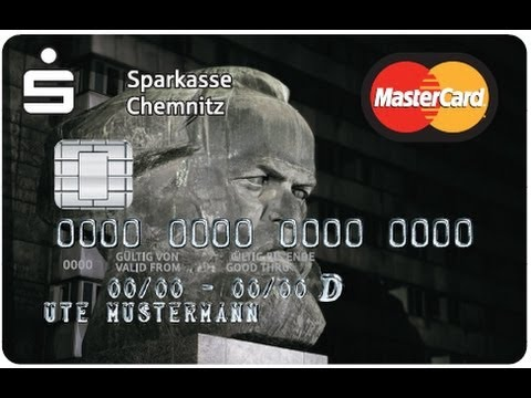 Karl Marx MasterCard Unveiled