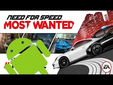 Need for Speed™ Most Wanted para Android (Full Mod Dinero ilimitado)