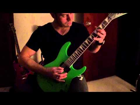 Alice In Chains - Nutshell (guitar Cover With Solo) video