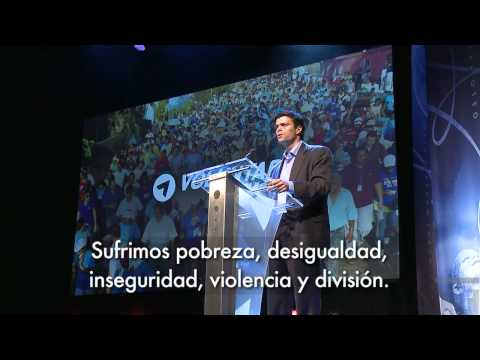 Leopoldo López - All Rights for all People