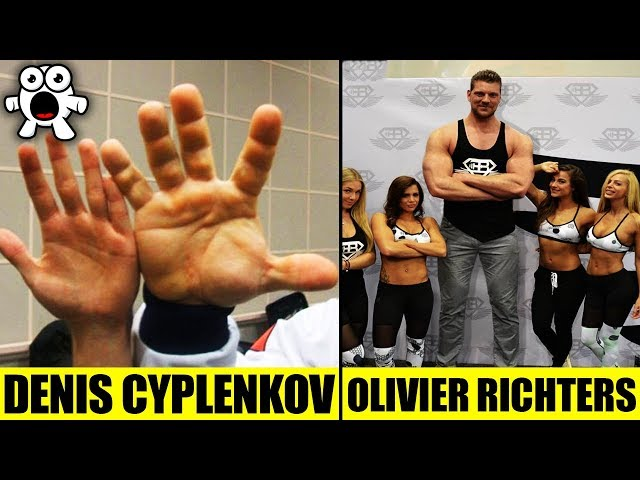 Top 10 Real Life Giants You Wont Believe Actually Exist