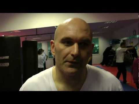 HKB Wing Chun [Black Flag Wing Chun] Testimony from Italy, Europe #63