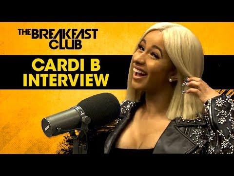 Cardi B On Her BET Nominations, Nicki Minaj, Dating Offset & Keeping It Hood