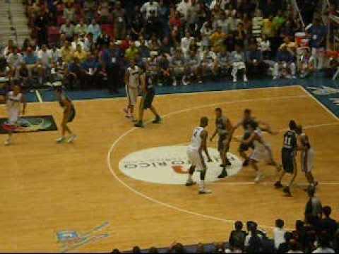 Puerto Rico VS Argentina - FIBA Americas 2009