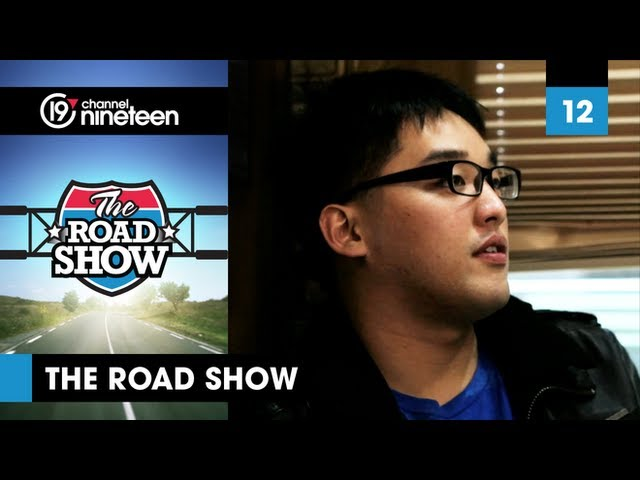"Heejun Gets Serious - Glozell Presents ""The Road Show"" Ep.12 - Live Tour 2012"