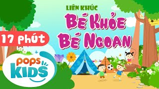 Mầm Chồi Lá - Bé Khỏe Bé Ngoan | Nhạc Thiếu Nhi Hay Cho Bé
