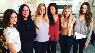 Pretty Little Liars To Officially END After Season 7, Teases Huge Murder
