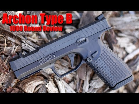 Archon Type B Pistol 1000 Round Review