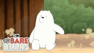 Ice Bear Shows Fighting Skills | We Bare Bears