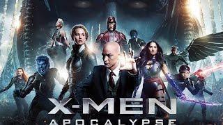 X-Men: Apocalypse (Original Motion Picture Soundtrack) 04  Eric's New Life