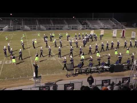 "Karns High School Band 2013 ""Finding My Way Back Home"""