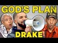 ELDERS REACT TO DRAKE - GODS PLAN