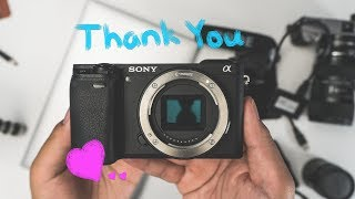 My Favorite Sony Mirrorless Camera - Sony a6300? 20,000 Subscribers Milestone & Future YouTube Plans