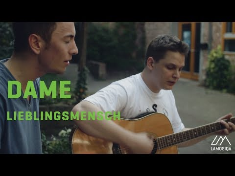 Dame - Lieblingsmensch - Acoustic - Version