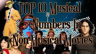 Top 10 Musical Numbers In Non-Musical Movies 🎶