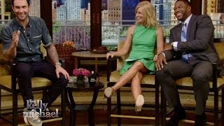 Adam Levine Talks about being Engaged and J Date