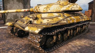 Object 257 - TRY HARD - World of Tanks Gameplay