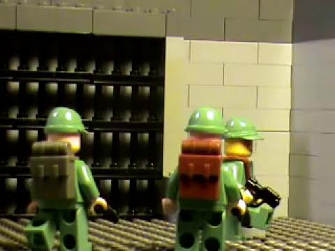 Lego Nazi Zombies ep: 2