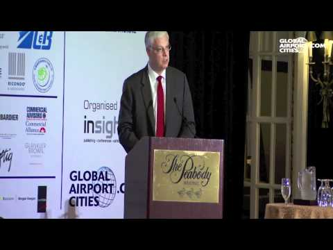 Greg Principato at Airport Cities 2011 (PART 1)