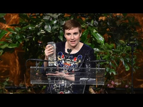 Lena Dunham Discusses Sexual Assault, Feminism at Power of Women New York Event