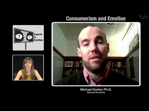 Experts in Emotion 13.2 -- Michael Norton on Consumerism and Emotion