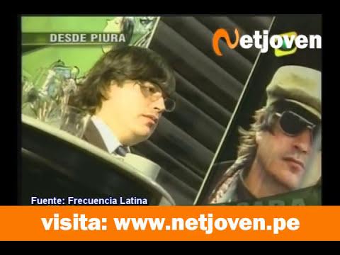 Jaime Bayly visita Piura para promocionar su libro 'El cojo y el loco'