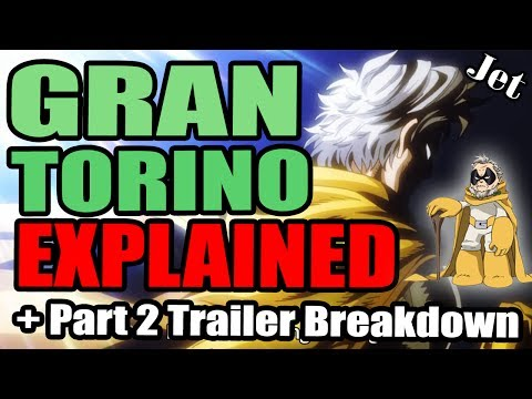 Who Is Gran Torino? All Might's Mentor Explained + My Hero Academia Second Half Trailer Breakdown