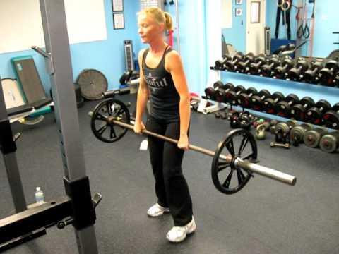 Squat Clean Workout Power Squat Clean Workout