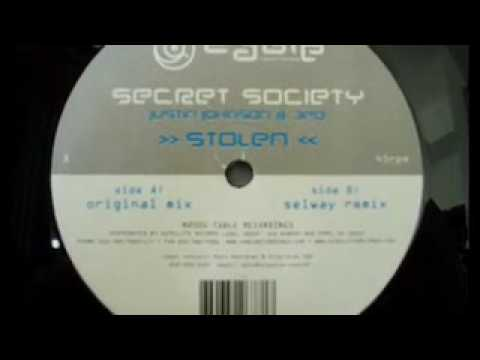 Secret Society (AKA Justin Johnson & 3PO) Stolen John Selway Remix