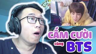 Thử Thách Cực Mạnh - Nhịn Cười Cùng BTS ( Kpop-Version ) | Ô Kìa Hiệp