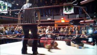 Extreme Midget Wrestling! The Devil vs. Baby Jesus