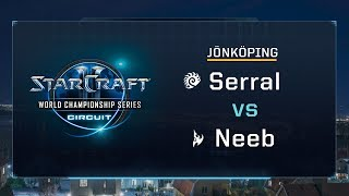 Serral vs Neeb ZvP - Grand-final - WCS Jönköping 2017 - StarCraft II