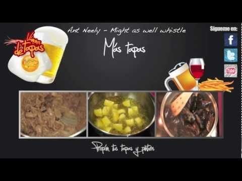 Receta 67# Patatas all i oli o alioli (Vámonos de tapas)