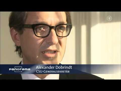Alexander Dobrindt (CSU) - Nebentätigkeiten und Nebeneinkünfte ...