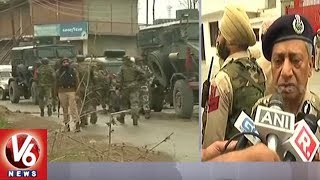 Three Islamic State Terrorists Life Ends in Anantnag | One Policeman Martyred