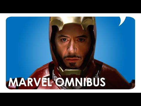 How To Make A Marvel Movie Omnibus - Phase 1