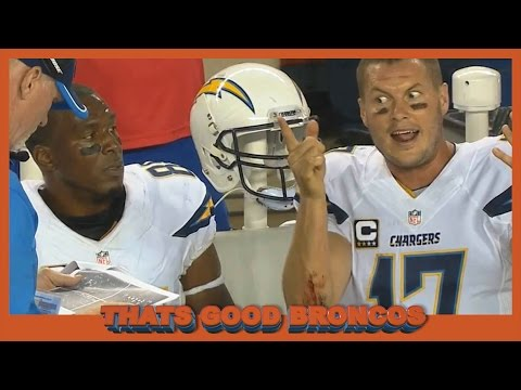 Denver Broncs vs San Diego Chargers