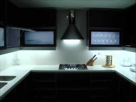 Cocina integral led youtube - Led para cocina ...