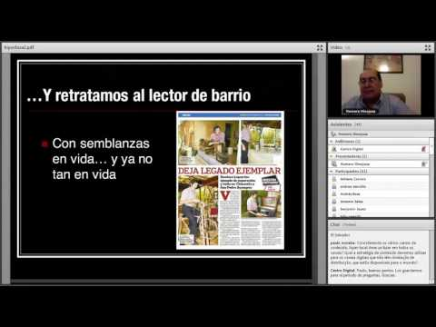 Webinar: El periodismo hiperlocal