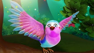 The Bird with the Golden Droppings Kahaniya | Hindi Stories for Kids | Infobells