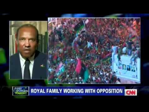Old Libyan Monarchy Prince Al Senussi