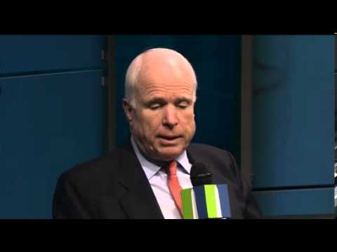 McCain: Kerry Has Been a 'Human Wrecking Ball'