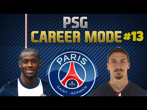 Fifa 15 PSG Career Mode #13 - Yaya Toure On Fire!!!